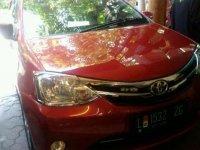 Dijual Toyota Etios E 2015