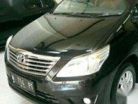 Jual Toyota Innova G Luxury 2011