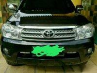 Dijual Toyota Fortuner 2.4 2009