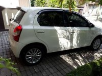 Toyota Etios Tahun 2014 Istimewa