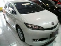 Toyota Wish AT Tahun 2009 Automatic