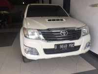 Jual Mobil Toyota Hilux G 2015