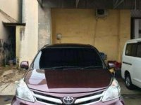 New Toyota Avanza G Tahun 2013