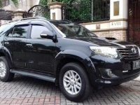 Dijual Toyota Fortuner G Luxury 2014