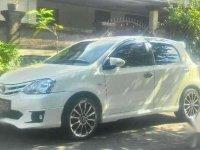 Dijual Toyota Etios Valco 2014