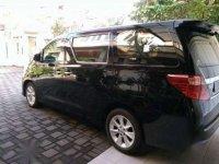 Toyota Alphard Automatic 2012 Tahun Type X