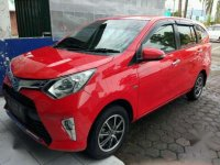 Toyota Calya 1.2 G AT 2016 MPV