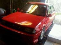 Jual Toyota Starlet  1986