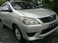 Toyota Kijang Innova J 2013
