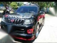 Toyota Hilux 2010 single cabin Full modifikasi