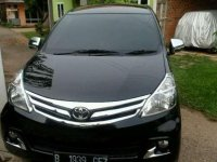 Jual Toyota Avanza G Manual 2014