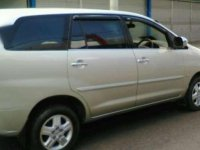 Toyota Kijang Innova G AT 2007 MPV