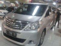 Toyota Alphard X 2013 MPV