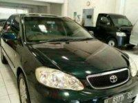 Toyota Altis G 01 istimewa