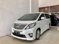 2014 Toyota Alphard SC Premium Sound