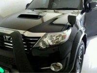 Toyota Fortuner TRD G Luxury 2015 SUV