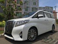 Jual Toyota Alphard G 2016 Wagon