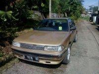 Toyota Corolla MT Tahun 1988 Manual