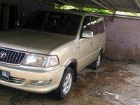 Jual  Toyota Kijang 2,0efi 2003