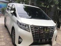 Toyota Alphard G AT Tahun 2016 Automatic