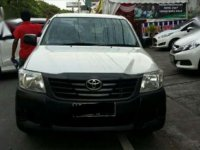 Toyota Hilux Pick Up Turbo Tahun 2014