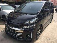 Jual Toyota Alphard 2014