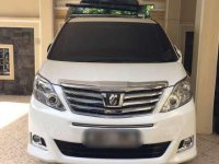 Jual Toyota Alphard G Audioless 2010