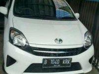 Jual Toyota Agya E 2015 Putih