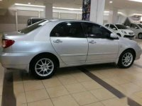 Toyota Altis G Manual Tahun 2005