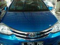 Jual Toyota Etios Valco G MT 2014