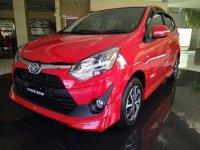 Jual mobil Toyota Agya TRD Sportivo 2018 Kalimantan Barat Automatic