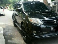 Jual Toyota Fortuner TRD G Luxury 2015