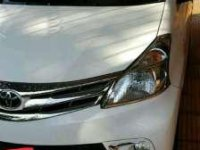 Toyota Avanza G MT Tahun 2013 Manual