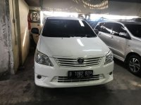 Toyota Kijang Innova J 2012 MPV