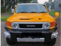 Jual mobil Toyota FJ Cruiser 2016 Jawa Timur