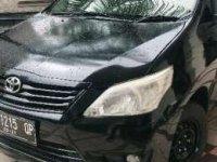 Toyota Kijang Innova J MT Tahun 2011 Manual