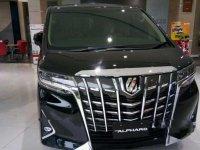Toyota Alphard G 2018 Wagon baru
