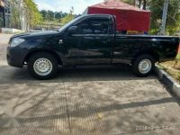 Toyota Hilux Pick Up Tahun 2010 Manual