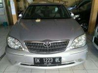 Toyota Camry 2.4 G Manual 2005 Silver