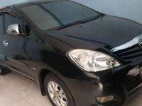 Toyota Innova G 2011 kondisi terawat