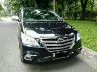 Toyota Innova G AT 2.0 2013 kondisi bagus
