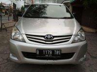 Toyota Kijang Innova J 2011 MPV