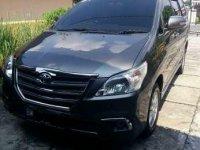 Toyota Innova type V 2014/2015 automatic bensin