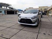 Jual Mobil Toyota Agya 2017 MT