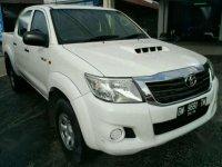 Toyota Hilux Pickup MT Tahun 2013 Manual