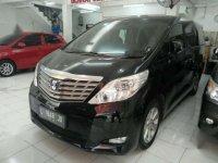 Jual Toyota Alphard Premium Sound 2011