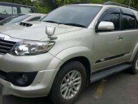 Jual Toyota Fortuner 2.4 2013