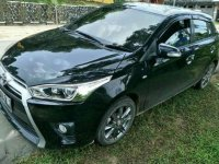 Toyota Yaris G Manual Hitam 2014
