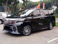 2015 Toyota Vellfire ZG Audioless