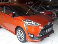 2016 Toyota Sienta Q CVT